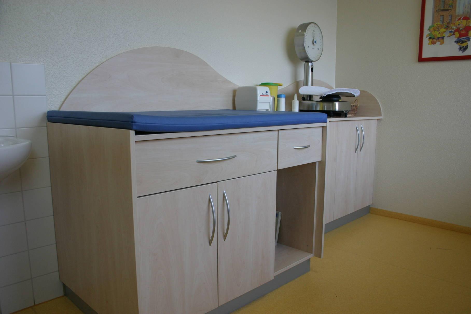 Praxiseinrichtung Kinderarzt
