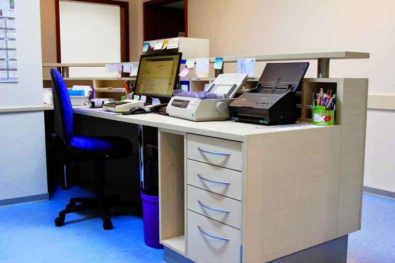 Praxiseinrichtung Frauenarzt Mutterstadt 3